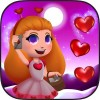 Frozen Valentine Mania Match 3 GoVuzzle