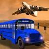 Prison Police Airplane Pilot Game Brick Studio