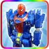 Spider Robot Man Toys WORKUP
