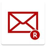 楽天メール -楽天モバイルの無料メールサービス向けアプリ- Rakuten,Inc.