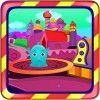 Blue Jelly Escape ajazgames