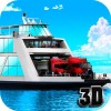 Cargo Ship Car Transporter 3D MobileHero
