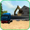 Construction Truck 3D: Gravel Jansen Games