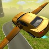 フライングマッスルカーシミュレーター3D GTRace Games