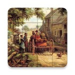 19th Century Paintings Puzzle Smart for Puzzles