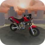 Traffic Motorbike Pudlus Games