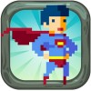 Pixel Superheroe Adventures Red Sushi Games