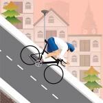 Downhill Cycle Riders 3 Janaki