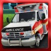 Ambulance parking 3D Part 3 VascoGames