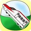 でんコレ【電車コレクション】新幹線・電車を集めて自由に連結 ZOUSAN