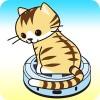 ネコとおそうじロボ【お掃除ロボに乗るにゃんこ】 ZOUSAN
