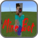 Minebot for Minecraft PE UltraApp