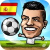 Puppet Football League Spain NOXGAMES-free mad puppet sports-big head soccer