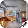 Fiery House Escape Escape Game Studio