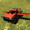 Flying Car: Offroad Pickup 4×4 GTRace Games
