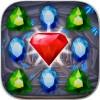 Royal Gem Rescue: Match 3 GoVuzzle