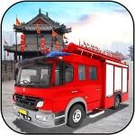 Chinatown Firetruck Simulator MobilePlus