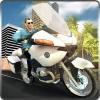 交通警察バイクプロの脱出 Nation Games 3D