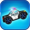 Police car racing for kids Tiny Lab Productions
