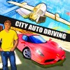 City Auto Driving Triangle Game Production