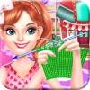 衣料品工場の女の子のゲーム Ozone Development