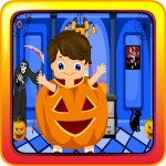 Pumpkin Boy Halloween Escape ajazgames