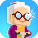 スーパーおばあちゃんズ – 面白い無料アクションゲーム Amateral Inc.