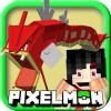 PIXELMON HEART FOR MINECRAFT BlockyDev