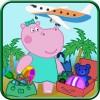 ベビー空港アドベンチャー2 Hippo Kids Games
