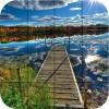 パズル – 美しい湖 Appilo