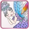 Princess coloring book Colorfit