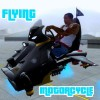 Flying Motorcycle Simulation GameUnity