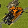 Flying Helicopter Truck Flight GTRace Games
