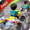 Racing Riders Integer Games