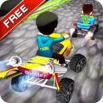 Racing Riders Integer Games