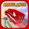 Ambulance Rooftop Racer 3D MobileGames