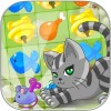 キティ猫の冒険:マッチ3 Puzzle Games – VascoGames
