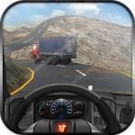 道路貨物トラック運転手オフ Vital Games Production