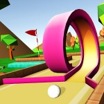 Mini Golf: Retro 2 Bitof Game