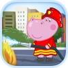 キッズ火パトロール Hippo Kids Games