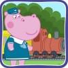 赤ちゃんの駅アドベンチャー Hippo Kids Games