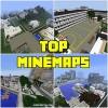 Top Maps for Minecraft PE Apptisiam