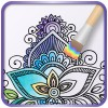 Mandala Coloring Book Colorfit