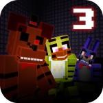 Nights at Cube Pizzeria 3D – 3 GamesArcade