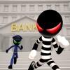 Stickman Bank Robbery Escape GENtertainment Studios