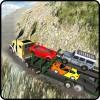 道路の車のトレーラー輸送オフ KickTime Studios