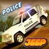 Offroad Police Jeep Simulator MobileGames