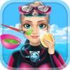 ダイビングプリンセス&SPA – 無料女の子ゲーム 6677g.com