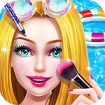 Pool Party – Girls Makeover K3Games