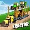 トラクター農家トランスポーター Game Brick Studio